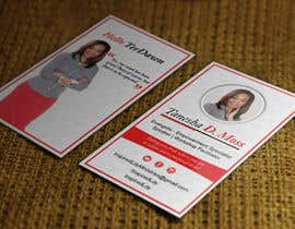 #11 for InspiredLdy Business Cards by infosouhayl