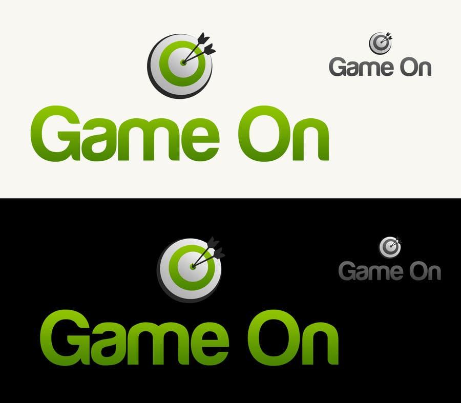 Конкурсная заявка №289 для Logo Design for Game On