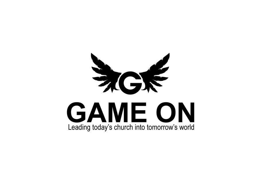 Конкурсная заявка №270 для Logo Design for Game On