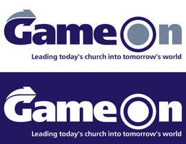 #191 untuk Logo Design for Game On oleh Redlinen