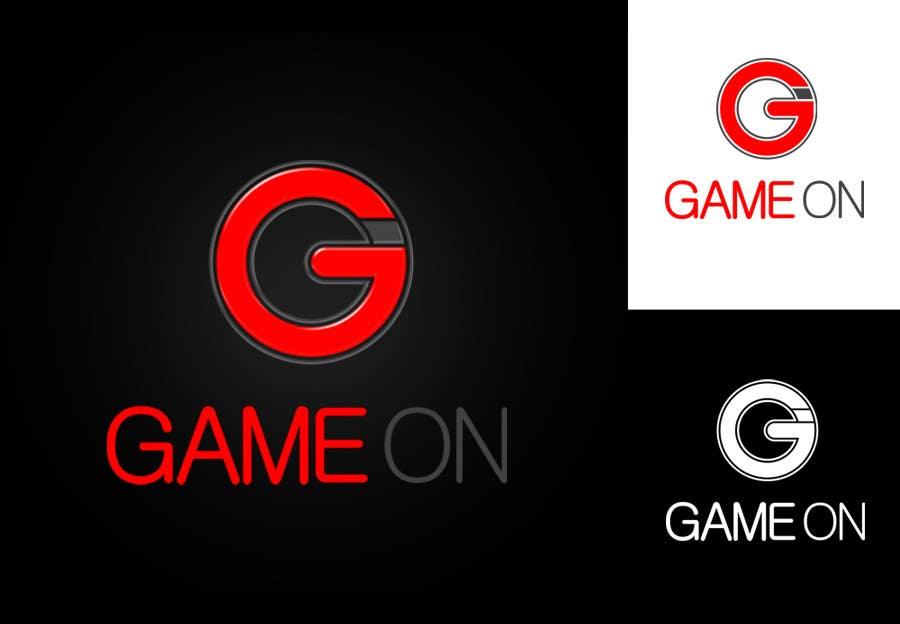 Конкурсная заявка №269 для Logo Design for Game On