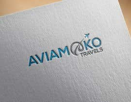 #23 for Logo for a travel agency by BlackHatBD123