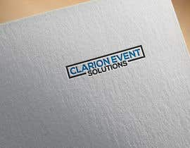 #89 para Design a logo for Clarion Event Solutions por helalislam088
