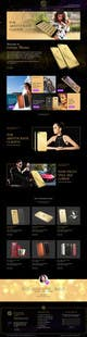 Design a Website Mockup for Luxury phones