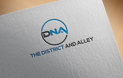 #45 for Design a Logo for online store-The District and Alley by sabujisla