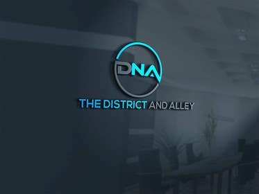 #47 for Design a Logo for online store-The District and Alley by sabujisla