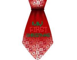 #38 for Baby Boy Milestone Tie Stickers by marijakalina