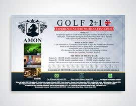 #4 for Redesign of a Golf Package and make an A3 poster and a banner by designciumas