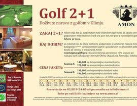#2 for Redesign of a Golf Package and make an A3 poster and a banner by romanpetsa