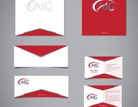 #3540 for Design a logo for AIG by anupdesignstudio
