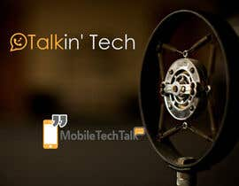 #117 for MobileTechTalk Podcast Logo by ibrahim453079