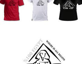 #8 for Concevez un T-Shirt by genonalkat