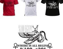 #9 for Concevez un T-Shirt by genonalkat