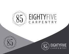 #18 for Design a Logo For EightyFive Carpentry. by JodyDee