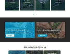 #2 for Design a Website Mockup for HydraWatch by pradeep9266