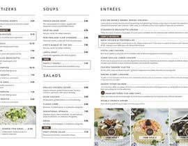 #3 for Design modern Food Menu by RuiSilvaCruz
