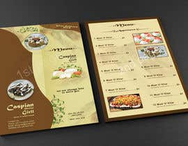 #10 for Design modern Food Menu by jeku000