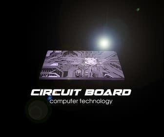 3D Logo-Design of a Computer Circuit Board | Freelancer