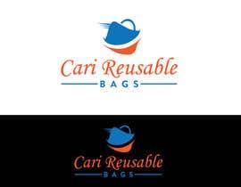 #56 for Design a Logo for a Reusable Bag Co. by babama321