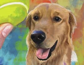 #57 for Pet Pop Art Portrait by DmitriySoloviov