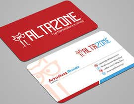 #194 for Business card design for my company by mehfuz780