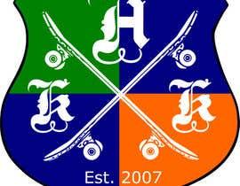 #140 for Design a Logo for HKK by Cassi0