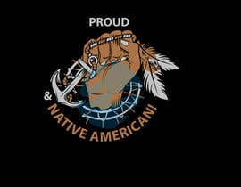 #9 for Create Large Native American Graphic (for t-shirt) by corefreshing