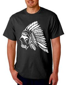 #28 for Create Large Native American Graphic (for t-shirt) by ozafebri