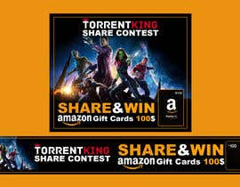 #7 for Torrentking share contest banners by freelancerdez