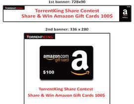 #6 for Torrentking share contest banners by Zarahi