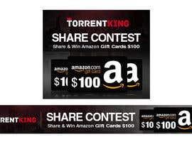 #13 for Torrentking share contest banners by lowie14