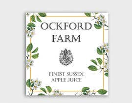 #2 for Design a Label and branding Logo for Apple Juice by brewersdesignsoc