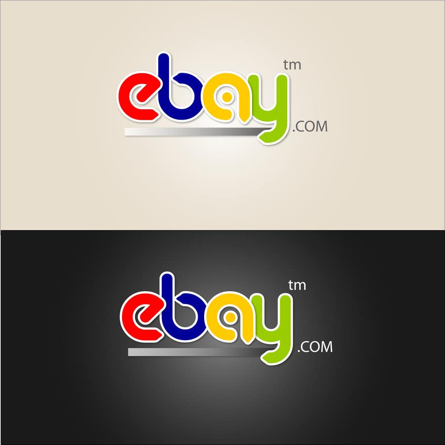 Logo Design Contest Entry #1258 for Logo Design for eBay