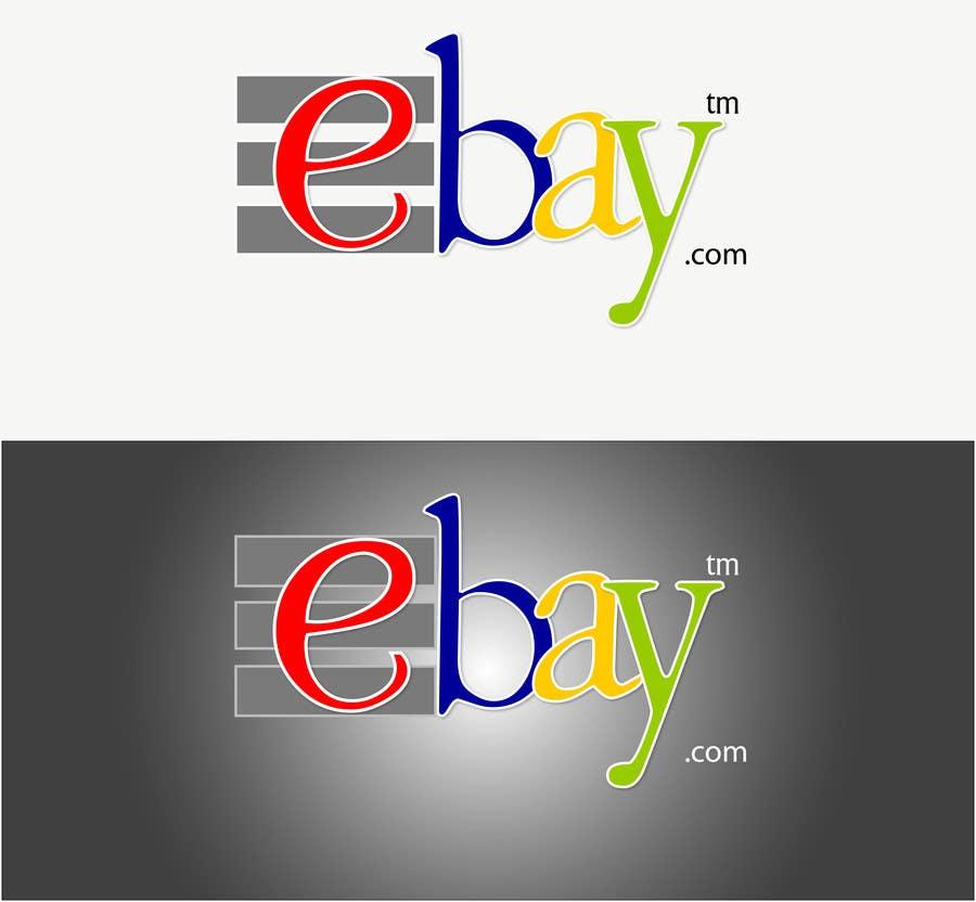 Logo Design Contest Entry #1146 for Logo Design for eBay