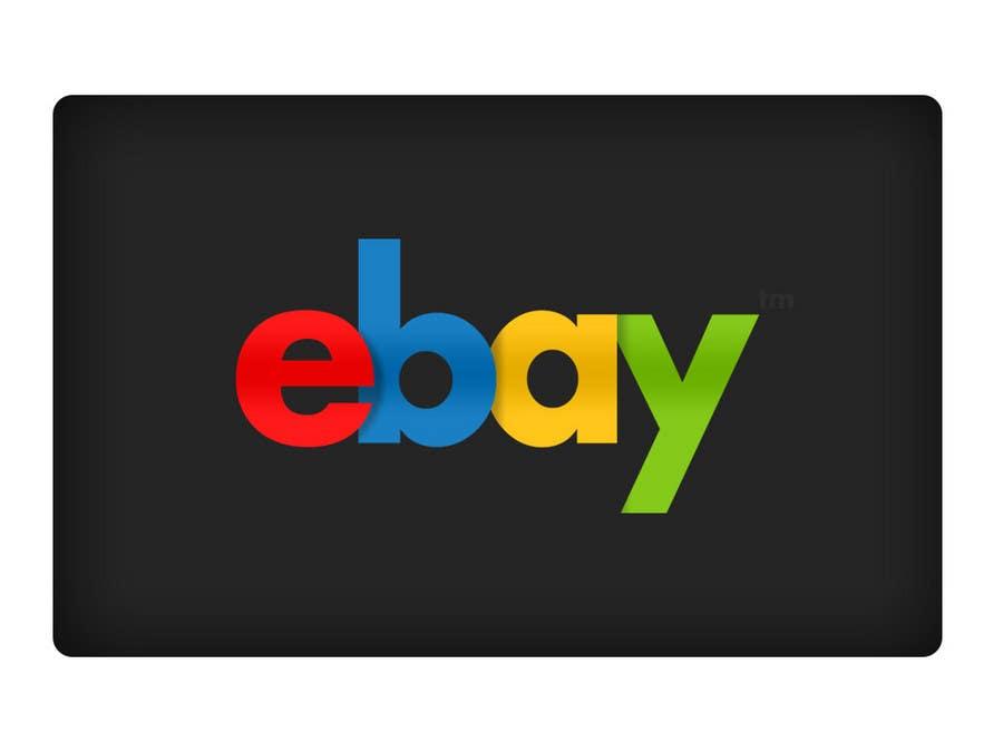 Contest Entry #9 for Logo Design for eBay