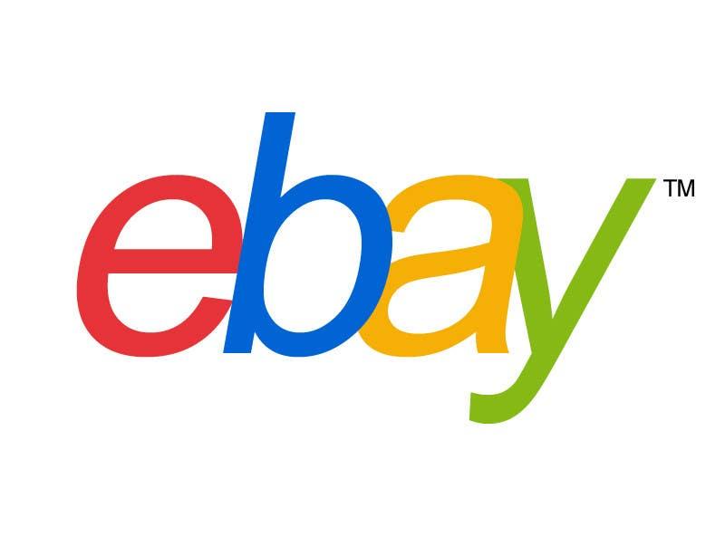 #715 for Logo Design for eBay by JuanFranco
