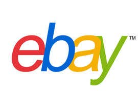#715 for Logo Design for eBay by JuanFranco