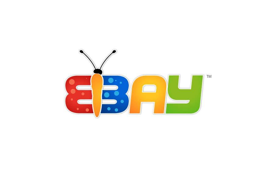 Contest Entry #626 for Logo Design for eBay