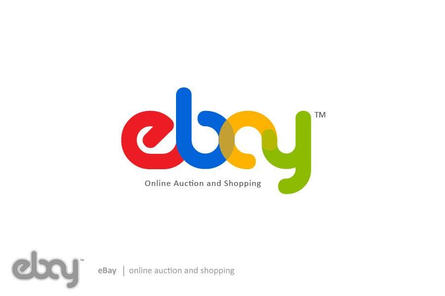 Logo Design Contest Entry #716 for Logo Design for eBay