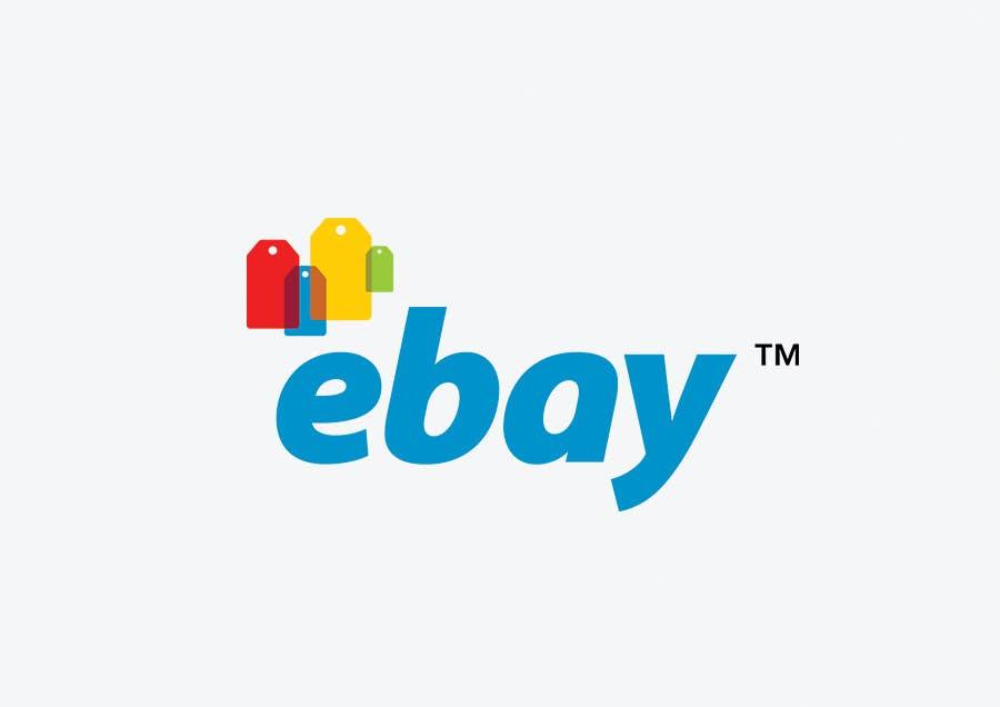 #1443 for Logo Design for eBay by AaronPoisson