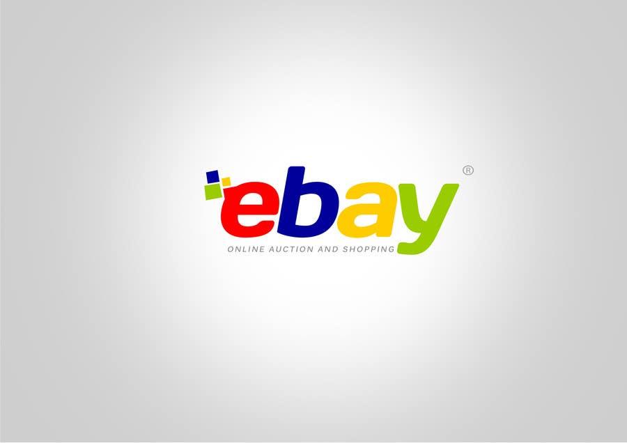 #1163 for Logo Design for eBay by xcerlow