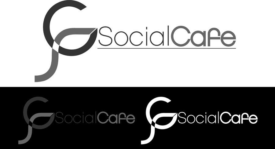 #329 for Logo Design for SocialCafe by gofursp