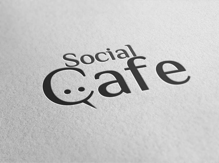 #315 for Logo Design for SocialCafe by graphicon