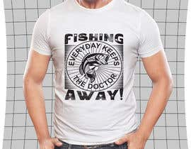 #31 for Design a T-Shirt For Fishing Shop by sajidbd006