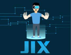 #35 for JIX - Joyful Immersive Experience - LOGO Design by NeriDesign