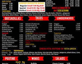 #5 for Design a restaurant menu by maidang34