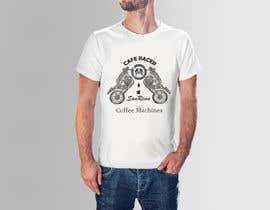 #88 for Sanremo Cafe Racer T shirt Design by simohamedabkari