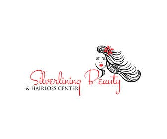 #32 for Silverlining Beauty and Hairloss Center by Diva01