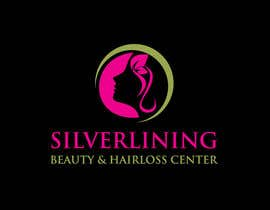 #53 for Silverlining Beauty and Hairloss Center by silverlogo
