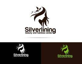 #57 for Silverlining Beauty and Hairloss Center by umewefuture